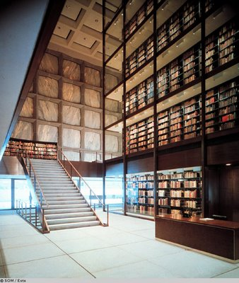 Biblioteca Beinecke de Manuscritos y Libros Raros - beinecke rare book and manuscript library