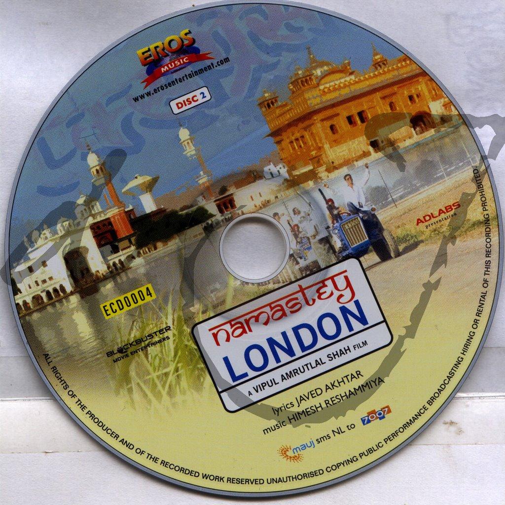 Namaste London Best Friend Track Download