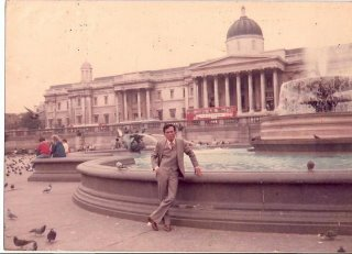 Once Upon A Time in London -My Father In Law