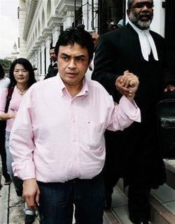 Air Mata Razak : Dibebas dengan jaminan bon RM 1 Juta