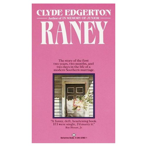a comparison of raney and charles in raney by clyde edgerton Book: raney (1997), author: clyde edgerton, read online free in epub,txt at readonlinefree4net.