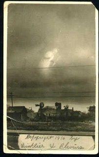 La Misteriosa Fotografía de 1916 1916