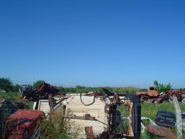 Loma verde deposito de autos robados al borde de los for Viveros en escobar