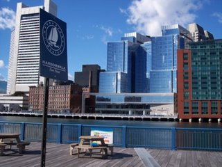 photo of the Harborwalk, Boston, MA