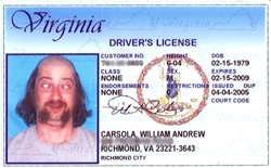 Banjo Virginia Hangout Discussion - License Forums New Drivers