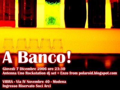 A Banco @ Vibra!