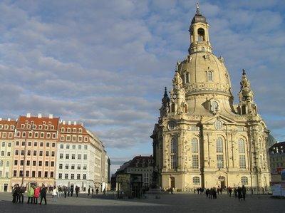 La Frauenkirche enfin terminée