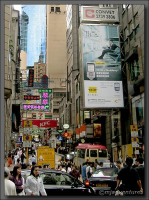 Hong Kong Street Signs 01