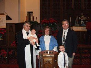 Jonah Baptism