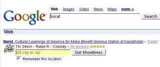 google movie showtimes