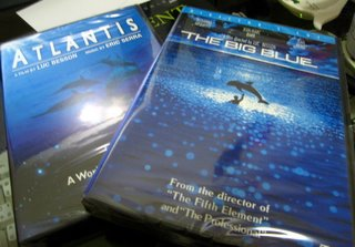 The Big Blue and Atlantis