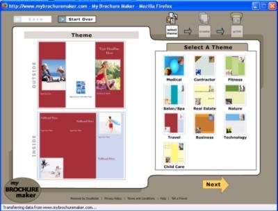 online brochure creator