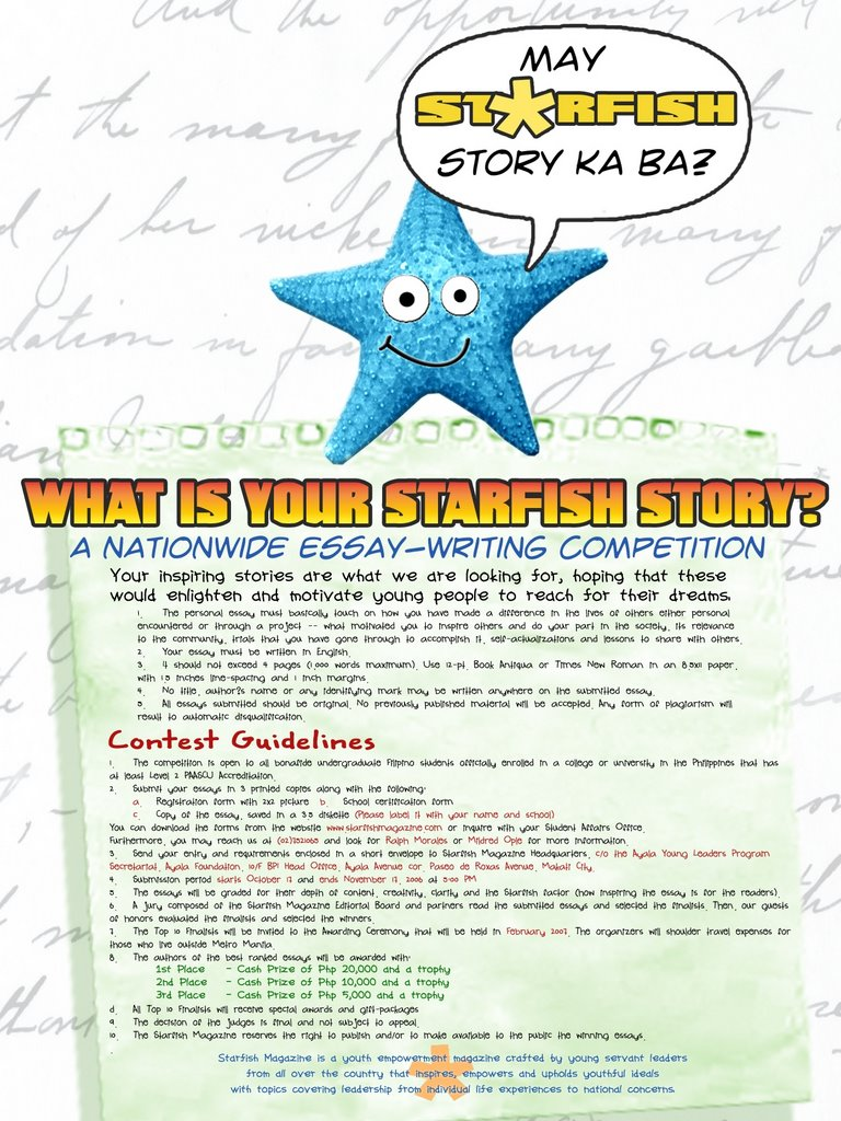Starfish poem for teachers printable elhouz