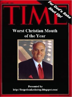 Worst Christian Mouth of the Year