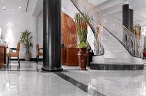 Lobby President Solitaire Hotel Bangkok