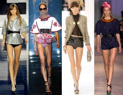 tendencia moda 2007 primavera verano: