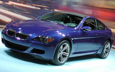 BMW M6 Coupe Review
