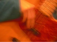 Guitarist Abstract