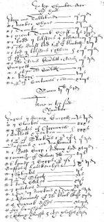 Harte inventory, 1615, p. 133