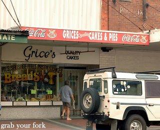 Grice's bakery