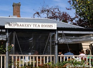 old bakery tea rooms