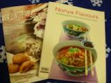 win a set of Nyonya cookbooks