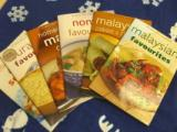 win a set of 6 Malaysian cookbooks