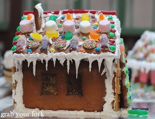 veruca's gingerbread house left-side