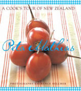 win a copy of A Cook's Tour of New Zealand