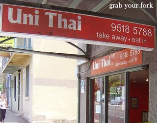 uni thai