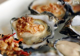 oysters with chilli
