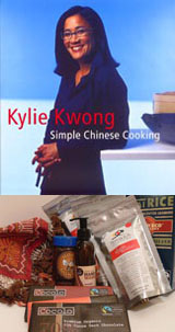 win an autographed copy of Simple Chinese Cook by Kylie Kwong and a Fair Trade hamper