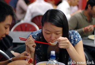 noodle eater