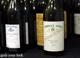 tyrrells wines
