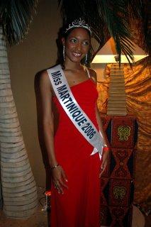 Miss Martinique 2006