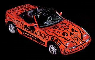 1991 BMW Z1 Art Car