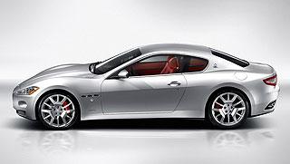 2007 Maserati GranTurismo 2