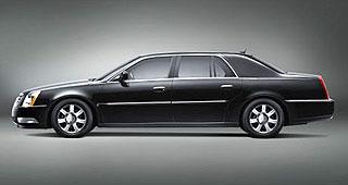 Cadillac DTS-L
