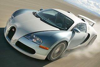 2007 Bugatti Veyron 2