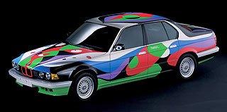 1990 BMW 730i Art Car