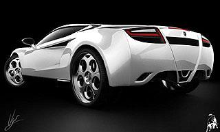 Lamborghini Spiga Concept 2