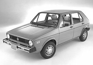 1977 vw rabbit vintage