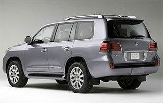 Lexus 2008 LX 570 2