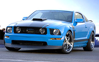 2007 Ford Boss 302 Mustang
