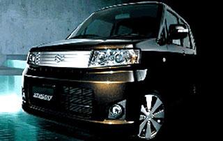 Suzuki WagonR Stingray
