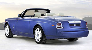 rolls royce Phantom Drophead Coupe 2