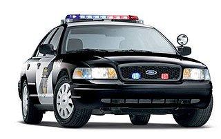 Ford Flex-Fuel 2008 Crown Victoria Police Interceptor