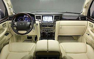 Lexus 2008 LX 570 3