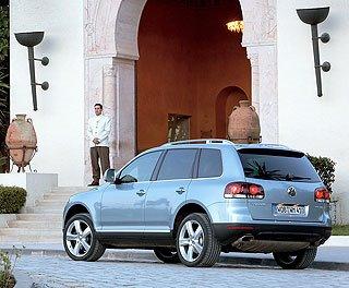 2008 Volkswagen Touareg 2 3