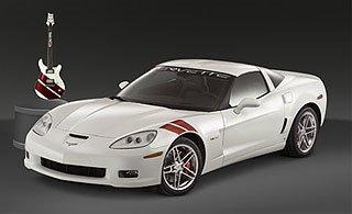 Special Edition Ron Fellows Corvette Z06